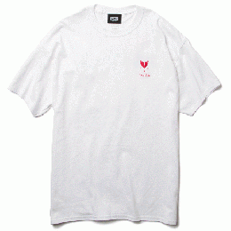 DEVILUSE Heartache T-shirts White
