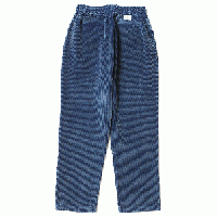 DEVILUSE Corduroy Strings Pants Navy